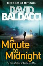 A Minute to Midnight (Atlee Pine series) by Baldacci, David Book The Cheap Fast