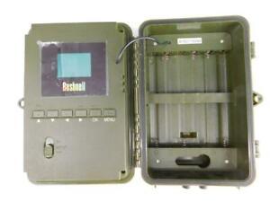 Bushnell Wildkamera 14MP 1080p Full HD PIR-Sensor Überwachung Jagd DEFEKT