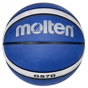 BGSX Series Blue Basketball Size 7 from Molten