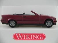 Wiking 19403 BMW 325i Cabriolet (1993-1999) in violett 1:87/H0 NEU/OVP