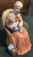home interior figurines Mother & Child