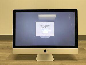 "Apple iMac 2019 27"" Retina 5K - MRQY2LL/A (PLEASE READ DESCRIPTION!!!)"
