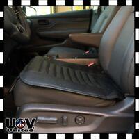 Breathable PU Bamboo Charcoal Car Seat Cushion Cover Pad Mat Protector Pockets L