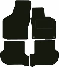 Deluxe Quality Car Mats for Skoda Octavia 09-13 ** 2 Clips in Driver Side Mat *