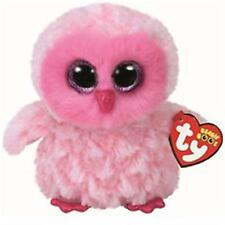Ty Beanie Boo Boos Twiggy The Owl Mwmt 6 Inches In Hand 6 Inches