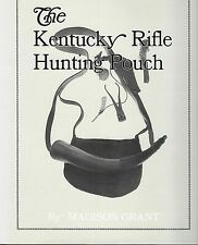 The Kentucky Rifle Hunting Pouch