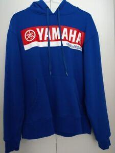 Troy Lee Designs Yamaha Genuine Hoodie Blue Small