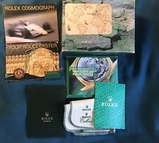 Rolex Box and Booklet set from Cosmograph Daytona 116520