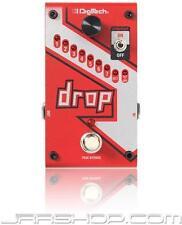 Digitech The Drop Polyphonic Drop Tune Pedal New JRR Shop