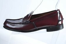 Sabago Mens Penny Loafers Brown Size 10.5M    (P)