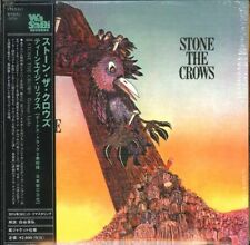 STONE THE CROWS-TEENAGE LICKS-JAPAN MINI LP CD BONUS TRACK Fi83