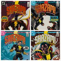 Shazam! The New Beginning Vol 1 Complete Book Set #1-4 DC Comics 1987 NM