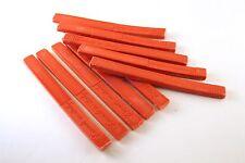 N.20 stecche Ceralacca rossa da 75 grammi l'una per Sigilli bottiglie lettera