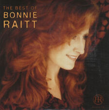 BONNIE RAITT The Best Of CD BRAND NEW On Captiol 1989-2003