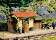 11322 Auhagen Ho Kit of a Track inspector's house - New