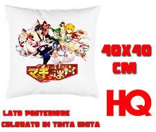 Magi The labyrinth of magic Aladdin Alibaba Anime cuscino pillow 40X40 cm