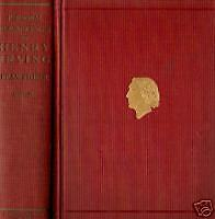 STOKER, Bram - PERSONAL REMINISCENCES OF HENRY IRVING