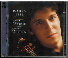 Voice of the Violin - Joshua Bell CD, 2006, Sony
