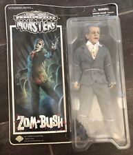 "Presidential Universal Monsters - Zom-Bush - Heroes in Action - 8"" Rare"