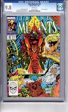 New Mutants #85 CGC 9.8 W/P' App..Vulture.! Liefeld /McFarlane C&A