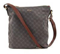 JOOP! Dia Nylon Cornflower Shoulder Bag Small Tasche Umhängetasche Damen Grau