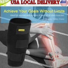 Yosoo Calf Compression Sleeve Brace Shin Splint Support Lower Leg Wrap Muscle US
