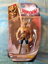 "Mattel DC Comics Total Heroes Hawkman 6"" Action Figure Carter Hall"