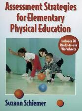 Assessment Strategies for Elementary Physical Education-ExLibrary