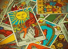 SUPER DEAL 7 Question Psychic Tarot Card Reading: Love, Health, Spiritual,Career