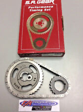 FORD 302 351W Engines 1972 Through 2002 .250 Roller Timing Set S.A. GEAR 78121R