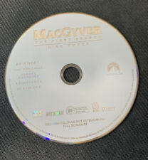 MacGyver Season 1 Disc 3 Replacement Dvd Loose Disc Only Free Shipping