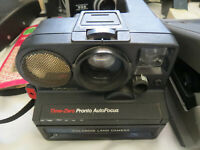 Polaroid Camera Lot of 6 - Pronto, Spectra, 320, 335 UNTESTED for parts repair