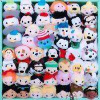 "26Models Disney TSUM TSUM Limited Micro Mini Plush Toys Screen Cleaner 2.4""/6cm"