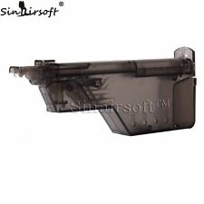 155 Round Airsoft BB Speed Loader Plastic Speedloader For 6mm BBs Gun Magazine
