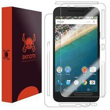 Skinomi FULL BODY SKIN+Clear Screen Protector for LG Nexus 5X