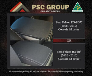 Console Lid Cover Ford Falcon (2002-Now) BA or BFPremium Neoprene Waterproof