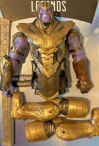 ARMORED THANOS BAF Marvel Legends Head Torso L Right Arm Leg Children of UPICK!