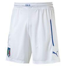 Pantaloncino Puma Nazionale Italiana Bianco anno 2014 Figc- 744298 02 M