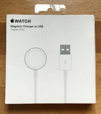 Genuine APPLE Watch Magnetic Charger to USB Cable 1M - 38mm 40mm 42mm 44mm