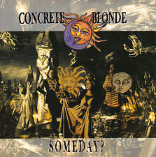 "CD SP 3T CONCRETE BLONDE  ""SOMEDAY""  (PROMO)"