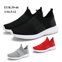Fashion Men's Running Shoes Breathable Sports Casual Walking Sneakers size 13 US
