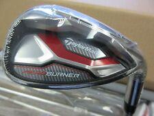 New TaylorMade Golf AEROBURNER HL 5-PW,AW&SW Iron Set REAX 45 Graphite Ladies
