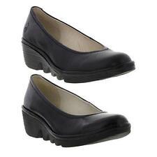 FLY London 100% Leather Formal Heels for Women