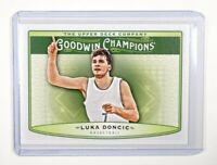2019 Upper Deck Goodwin Champions Luka Doncic #80