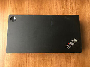 Lenovo ThinkPad USB 3.0 Pro Dock Universal Docking Station DK1522 without cables