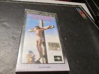 Película VHS Jesus Christ Superstar Biblioteca de Vídeos Siglo Mondadori Nuevo