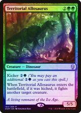 2x FOIL Untamed Kavu Near Mint Magic green kicker creature standard Dominaria x2