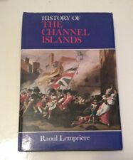 History of the Channel Islands by Lempriere - 1980 reprint - in dw - good