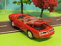 Trans Am, 1978, Pontiac, Die-Cast Metal Body & Chassis, Muscle Car, 1:64, New A+