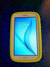Samsung Galaxy Kids Tab E Lite SM-T113 8GB, Wi-Fi, 7in - White - No AC Adapter